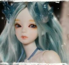 Bjd 1/6 Doll mermaid SOOM Verna FACE MAKE UP+FREE EYES_ human body