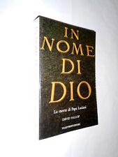 IN NOME DI DIO Papa Luciani David Yallop 1985