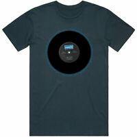 Oasis 'Live Forever Record Label' T-Shirt: *Official Merchandise*