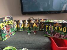 Mighty Morphin Power Rangers Box Full Many Types