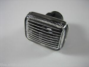 P38 Range Rover / Discovery 1 Clear Side Marker Repeater Light by Allmakes 4x4