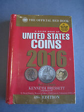 2016 Whitman Official Red Book of US Coins- 69th Edition - Hidden Spiral *NEW*