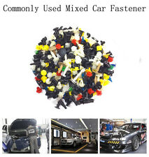 Universal 500pcs 38Sizes Car Automotive Push Pin Rivet Trim Clip Panel Plastic
