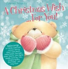 VARIOUS ARTISTS - FOREVER FRIENDS: A CHRISTMAS WISH FOR YOU [DIGIPAK] NEW CD
