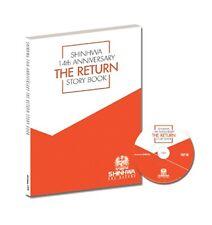 SHINHWA - 14th Anniversary The Return Story Book 180P Photobook + Making DVD