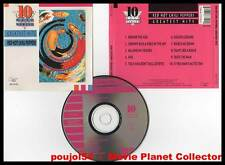 """RED HOT CHILI PEPPERS """"Greatest Hits"""" (CD) 10 Best Series 1994"""