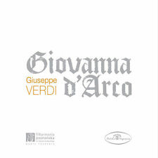 2CD VERDI Giovanna d'Arco BOROWICZ CHODOWICZ RUCINSKI GIOVANNINI