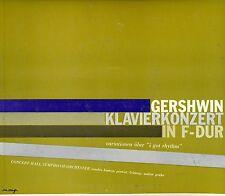 GERSHWIN CONCIERTO PARA PIANO EN COMANDANTE DE F VARIACIONES A I GOT RHYTHM