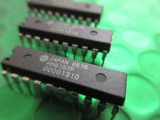 RAM estática HM6167P Hitachi CMOS 16Kx1-bit dip20 Reino Unido Stock ** 2 fichas por Venta **