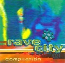 Rave City-The next Step (1995) AWeX, DJ Hooligan, Hardsequencer, Cherry.. [2 CD]