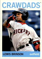 2013 Topps Heritage Minors Baseball Base Singles #114-225 (Pick Your Cards)