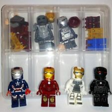Iron Man Figure Toy Construction Pieces & Accessories for LEGO