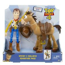 Toy Story 4 Woody and Bullseye 2 Character Pack Disney Pixar