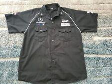 West McLaren Mercedes Formula 1, PIT Crew T-Shirt, very good conditions XXL