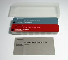 Pantone Color Bridge Coateduncoated Color Reference Booklets Gps207