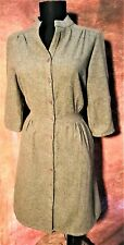 New Old Stock BCBG Maxaria Urban Modern Shade of Gray Sleek City Skrit Dress 6