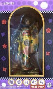Used Aniplex Puella Magi Madoka Magica Akemi Homura Kimono Ver. 1:8 PVC figure