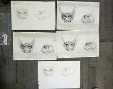 GREMLINS 2: THE NEW BATCH Rick Baker GEORGE COLOR TEST Concept Art