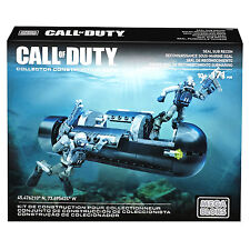 Mega Bloks Call of Duty SEAL Sub Recon Collector Construction Set (CNG80)