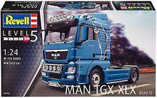 Camión 1:24 Revell 07426: MAN TGX XlX