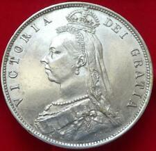 More details for high grade 1888 halfcrown jubilee head