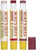 Burt's Bees Lip Shimmer ~ Choose From 16 Beautiful Colors ~ New and Sealed