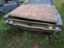 63 FORD GALAXIE GRILLE 1963