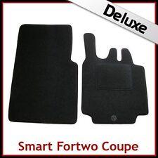 SMART FORTWO COUPE 2003 2004 2005 2006 2007 1300g DI LUSSO SU MISURA tappetini AUTO