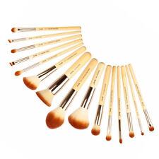 Jessup Professional Bamboo Makeup Brush Set Powder Foundation Shadow Cosmetic