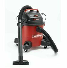 Craftsman 12004 6-Gallon Vacuum Cleaner - Red