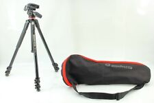 【 Mint】 Manfrotto  290xtra w/MH804-3W From Japan