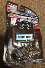 NEW - 2017 NASCAR Authentics TONY STEWERT Nature's Bakery Brownie 1:64 Wave 1