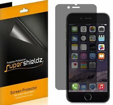 2X Supershieldz Privacy Anti-Spy Screen Protector For Apple iPhone 6 Plus 5.5""