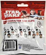 Star Wars the Last Jedi Character Bag Clip