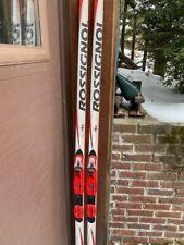 New listing Rossignol Exium Nis Skating Skis 187 cm w Nnn Skating Binding