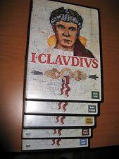 I Claudius Complete DVD 5-Disc Set  Sian Phillips D Jacobi