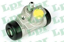 SUZUKI IGNIS 2x Ruota cilindri dei freni (COPPIA) posteriore 1.3,1.5 2000 sulla 5133 LPR NUOVO
