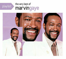 Playlist: The Very Best of Marvin Gaye [Digipak] by Marvin Gaye (CD,...