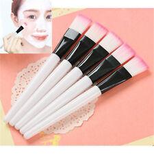 2Pcs Makeup Mask Brushes Facial Face Mask Mud Mixing Brush Skin Care Tool FT