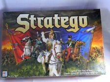 Stratego Board Game 1999 NEW SEALED Classic Battlefield Strategy Game MB