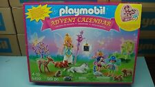 Playmobil 5492 Christmas Advent Calendar Unicorn Fairyland Animal Toy new in Box