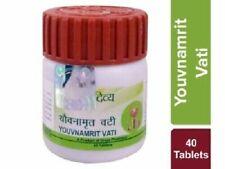 Patanjali Divya YOUVNAMRIT VATI 15 GM, Choose Pack, Free Shipping