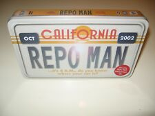 Repo Man DVD Limited Edition TIN Alex Cox Sid & Nancy 5658/30,000 RARE NEW OOP