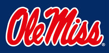 Ole Miss Rebels NCAA Color Die-Cut Decal / Yeti Sticker *Free Shipping