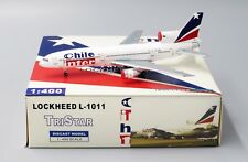 Chile Inter Lockheed L-1011 BlueBox Scale 1:400 Diecast models