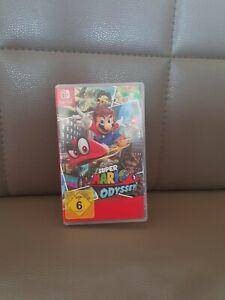 Nintendo Switch Spiel Mario Odyssey🔝 Auktion