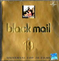 BLACKMAIL - A VERY RARE BRAND NEW UNIVERSAL BOLLYWOOD  SOUNDTRACK CD