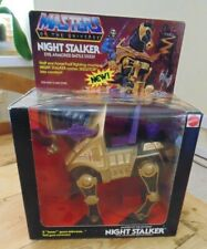 MOTU Mattel NightStalker Boxed New He Man and the Masters of the UniverseVintage