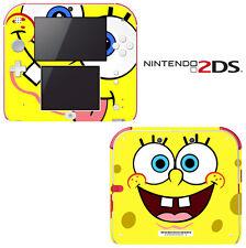 Vinyl Skin Decal Cover for Nintendo 2DS - Spongebob Squarepants