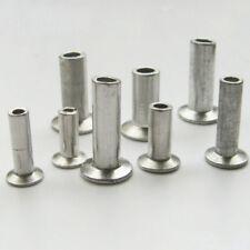 M7 M8 M10 countersunk aluminum rivets flat head semi-hollow rivet 18mm-28mm long